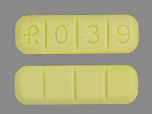 yellow xanax